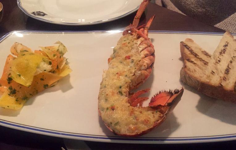 Lobster...