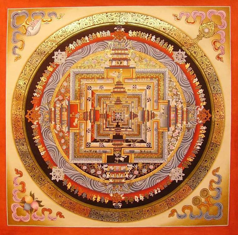 Kalchakra-Mandala-Thanka-A101