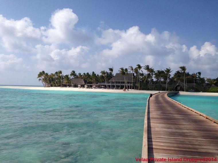 The island beckons…